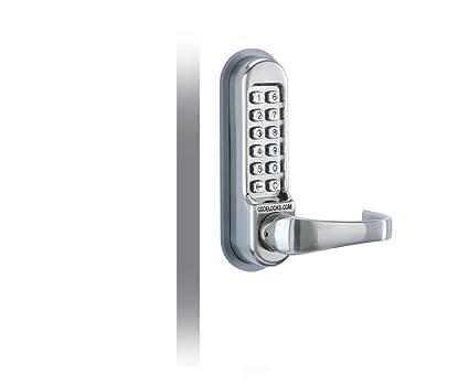 Codelocks - Cerradura digital mecánica (antipánico, con opción sin código)