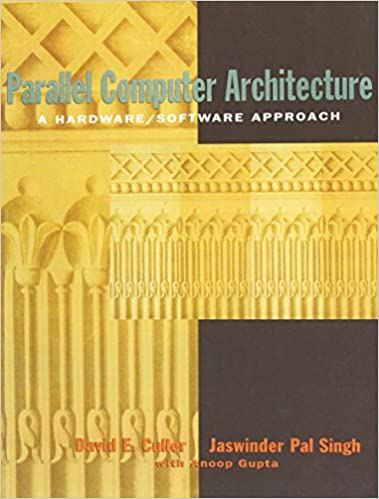 Parallel computer architecture a hardwaresoftware approach the parallel computer architecture a hardwaresoftware approach the morgan kaufmann series in computer architecture and design 1st edition fandeluxe Images
