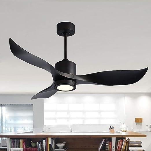 Montaje empotrado ventilador de techo, Lámpara moderna del ...