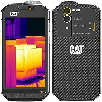 CAT S60 FLIR Thermal Imaging Camera Rugged Waterproof Smartphone - GSM Unlocked