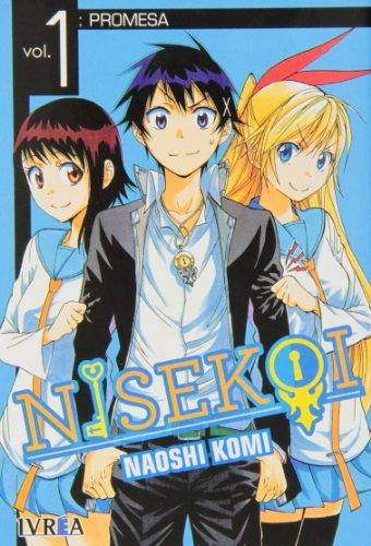 Descargar Libro Nisekoi 1 Naoshi Komi