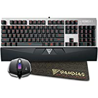 Gamdias USB Gaming Mechanical Mouse & Keyboard Combo