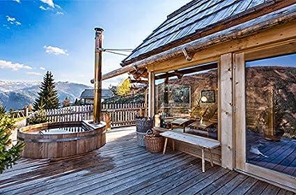 Jochen Suizo Regalo cupones: romántica Noche cabaña de montaña en ...