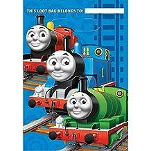 Thomas the Train Treat Bags (8)