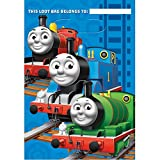 Amscan Thomas The Train Plastic Treat Bags (8)