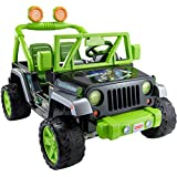 Fisher-Price Power Wheels Teenage Mutant Ninja Turtles Jeep