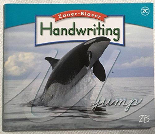 Zaner Bloser Handwriting grade 2C