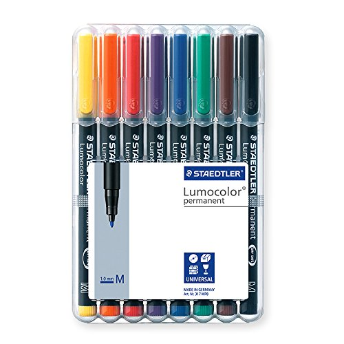 staedtler-lumocolor-av-marker-sets-medium-set-of-8