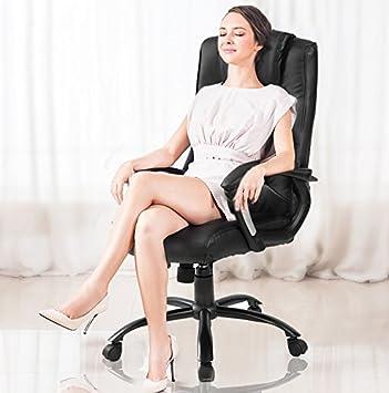 merax high back ergonomic pu leather office executive chair black amazoncom bestoffice ergonomic pu leather high