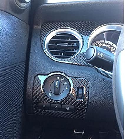 Amazon.com: FORD MUSTANG 2 DOOR CONVERTIBLE INTERIOR REAL CARBON FIBER DASH TRIM KIT SET 2010 2011 2012 2013 2014: Automotive
