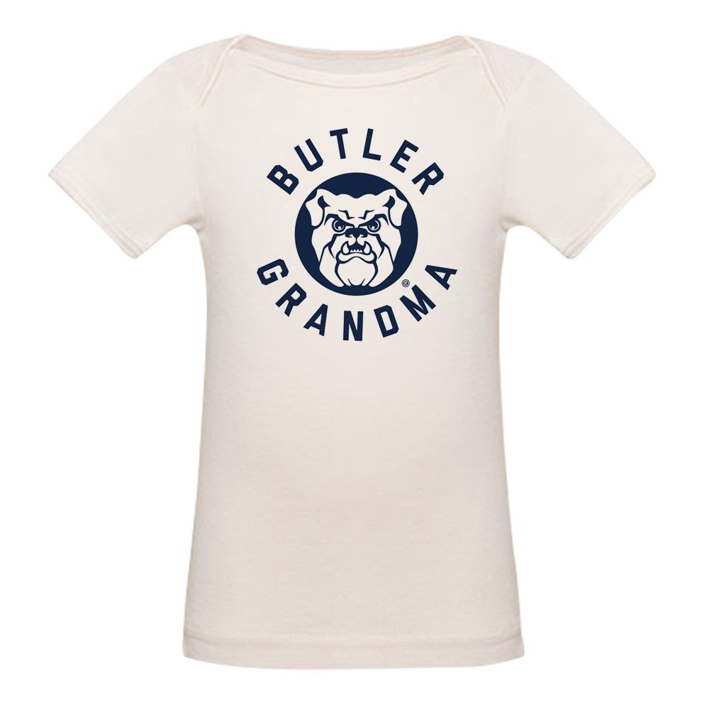 CafePress Butler Bulldogs Grandma T-Shirt Organic Baby T