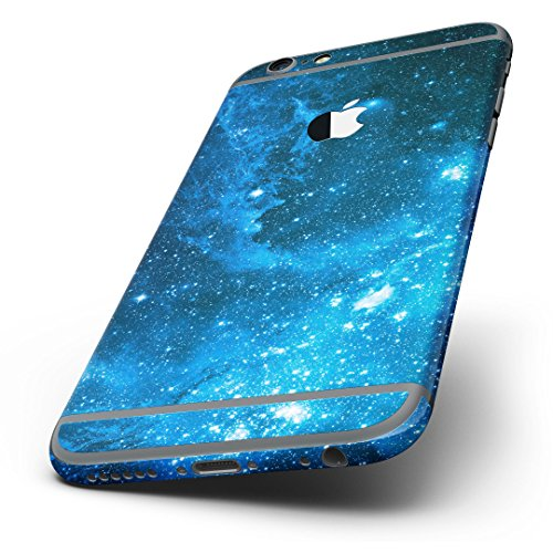 Blue Hue Nebula iPhone 6/6s Plus Ultra-Thin Design Skinz Slim-Fitting Protective Cover Wrap
