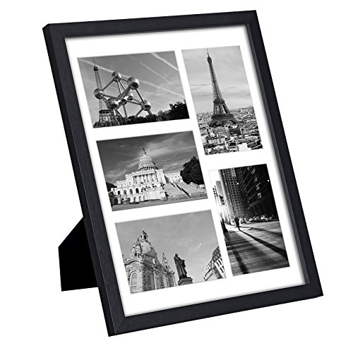 SONGMICS Picture Frame Collage 11'' x14'' Photo Frame Black