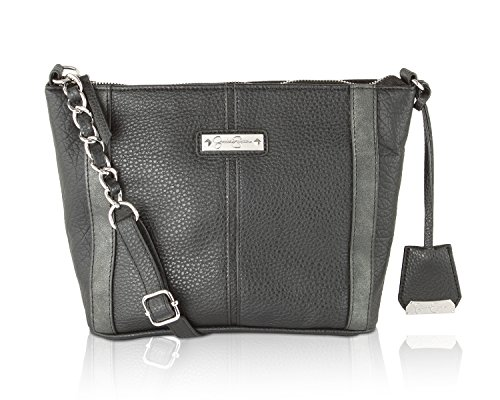 Jessica Simpson Eliza Crossbody Bag - Black