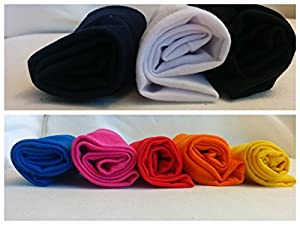Cosmos Stretchy Cotton Yoga Headband, 8 Piece from COSMOS