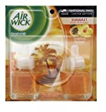 Air Wick Scented Oil Refills Hawai'i Kaloko, Honokohau Tropical Sunset 2.0 ea Pack of 2