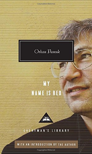 book cover of My Name Is Red