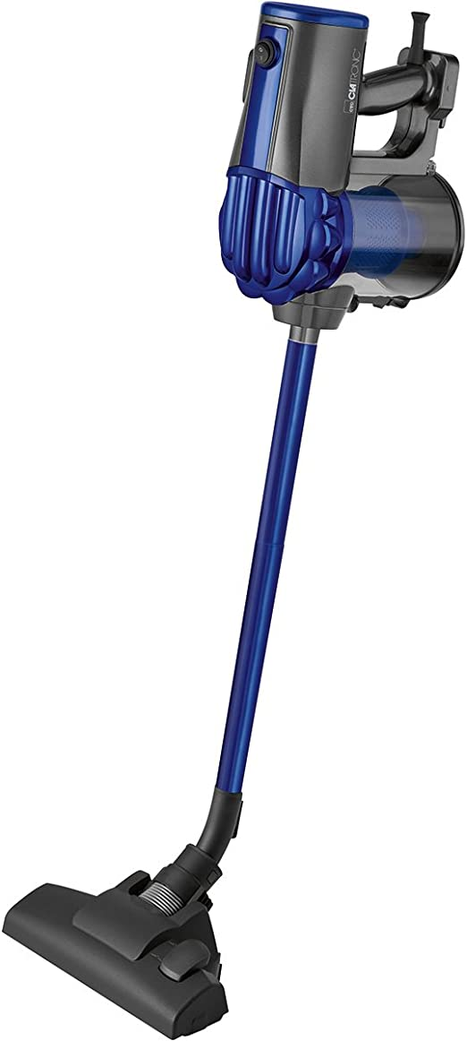 Clatronic Aspirador escoba sin bolsa, uso vertical y de mano, 600W ...