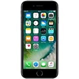 "Apple iPhone 7 - Smartphone DE 4,7"" con Tecnología IPS (Chip A10 Fusión, Cámara Dual 12 MP, IP67) Color Negro Brillante…"