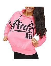 Tasatific Girls Active Sweatshirt Long Sleeve Athletic Hooded Pullover