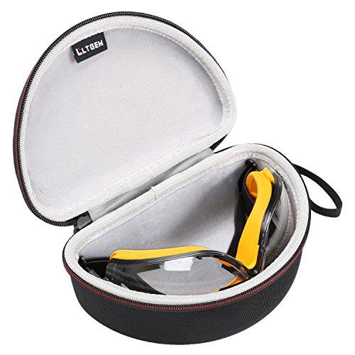 LTGEM EVA Carrying Case for DEWALT GOGGLE DPG82-11 Hard Case Travel Storage Bag