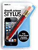 SUCK UK Touch Screen Stylus Pencil - Red