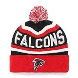 OTS NFL Adult Men's Jasper Cuff Knit Cap with Pom
