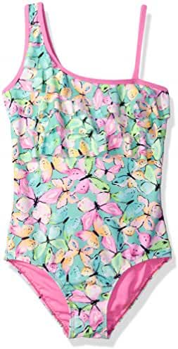 LiMiTeD Too Girls' Butterfly Love 1pc Swim