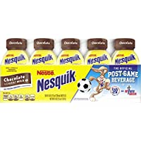 10-Count Nesquik Ready To Drink Milk