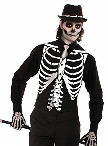 Skeleton Vest Skeleton Costume Vest Forum Bones - Forum Ceasars