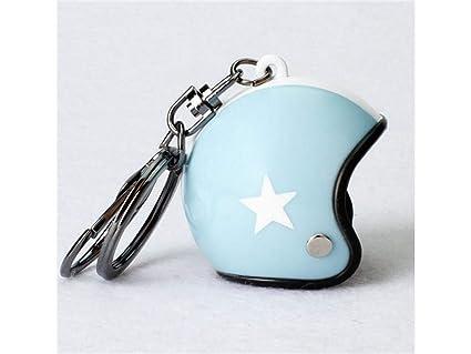 Qiuqiu Home Coche y Bolso Pendant_Blue Sombrero de ...