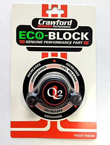 Crawford Performance Patented Eco-Block Fuel Saving Device - - Www.shopify.com