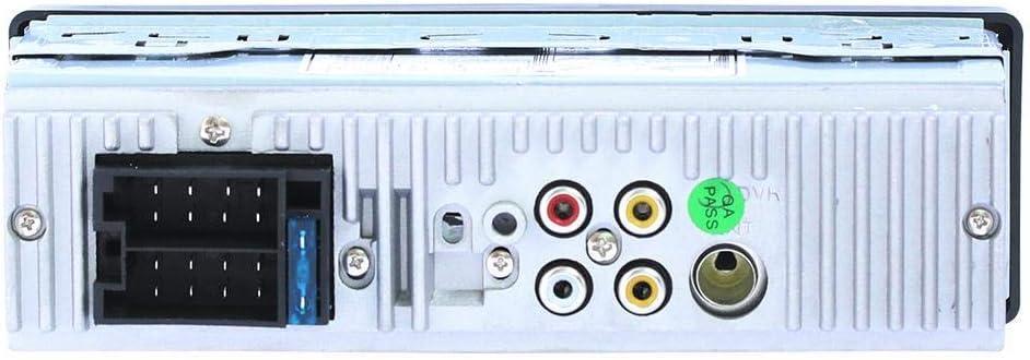 Unterst/ützung Bluetooth-Audio Und Anrufen heirao4072 4,1-Zoll-Single-Din-Autoradio Touchscreen-Radio Stereo-FM-Radio Bluetooth MP5-Player