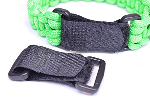 Strapz (Adjustable Buckles) - 200 pack by BoredParacord