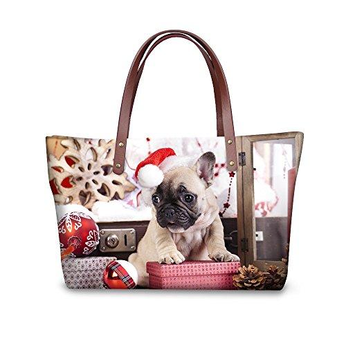 FancyPrint Handle Purse Top Foldable Satchel Handbags Wallets W8ccc1905al Bags Women Stylish OrHBqxO