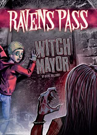 book cover of Witch Mayor
