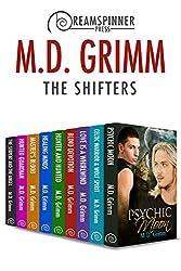 The Shifters - M.D. Grimm (Dreamspinner Press Bundles)