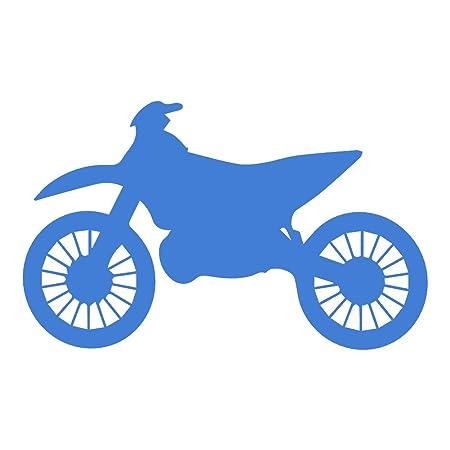 Motocross Motorbike Wall Sticker Pack WS-33125