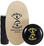 Indo Board Balance Board Mini Original Training Kit for Kids - Balance Board, Roller and Cushion