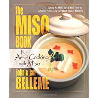 The Miso Book: The Art of Cooking with Miso (English Edition)