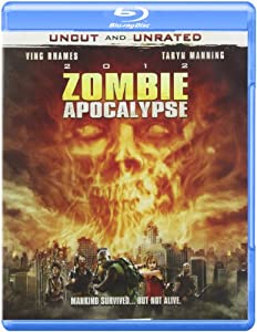 Cover Image for '2012 Zombie Apocalypse (Uncut and Unrated)'