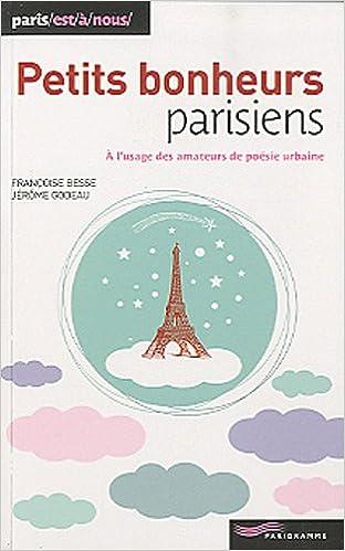 Livres Petits bonheurs parisiens pdf, epub ebook