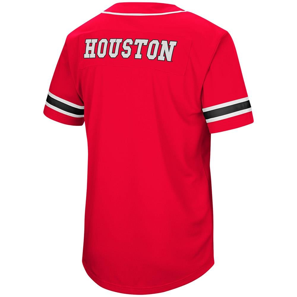 on sale dca1b d113c Mens Houston Cougars Baseball Jersey