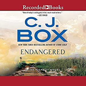 Endangered Audiobook