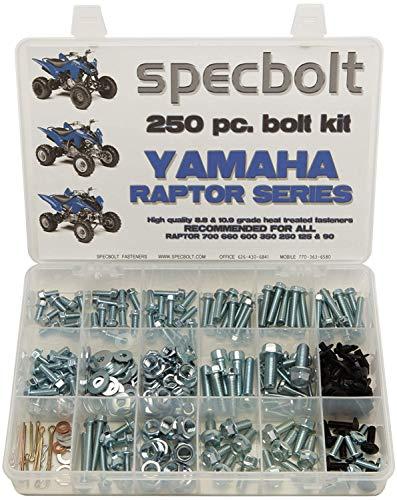 olt Kit | Yamaha – Raptor 700 660 350 250 125 90 80 YFM models 2001-2019 series: pro plus pack (L) ()