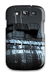 Cute Tpu ZippyDoritEduard Submarine Case Cover For Galaxy S3