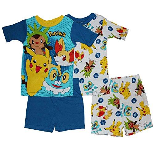Pokemon Boys Piece Cotton Pajama product image
