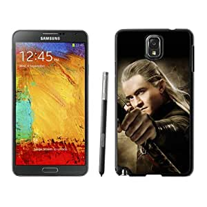 Beautiful And Unique Designed Case For Samsung Galaxy Note 3 N900A N900V N900P N900T With The Hobbit The Desolation of Smaug Legolas Phone Case