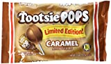 Tootsie POPS Caramel Limited Edition Lollipops 12.6 oz (Pack of 3) 63 TOTAL POPS