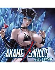 Akame ga Kill Calendar 2022: Anime-Manga OFFICIAL Calendar 2021-2022 ,Calendar Planner 2022-2023 with High Quality Pictures for Fans Around the World!